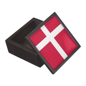 Danish Flag Premium Gift Box