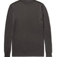 Rick Owens - Wool Sweater