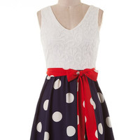 Star Spangled Banner Dress