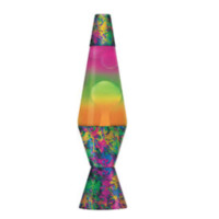 "14.5"" COLORMAX™ Paint Ball Lava Lamp"