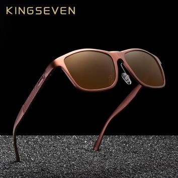 DESIGN Men Classic Polarized Sunglasses For Driving Fishing UV400 Protection N7189