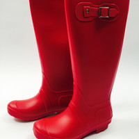 Ruby Wellies Rain Boot