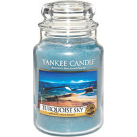 Yankee Candle Company Turquoise Sky Candle 22 oz Ulta.com - Cosmetics, Fragrance, Salon and Beauty Gifts