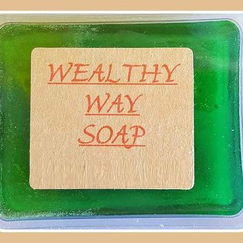 Wealthy Way Soap