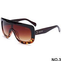 CELINE 2018 new men and women fashion trend high quality sunglasses F-8090-YJ NO.3