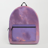 pastel sky Backpack by byjwp