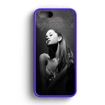 Ariana Grande Singer Yours Truly iPhone 5 Case iPhone 5s Case iPhone 5c Case