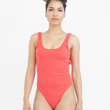 THE ULTIMATE TANKSUIT - CORAL