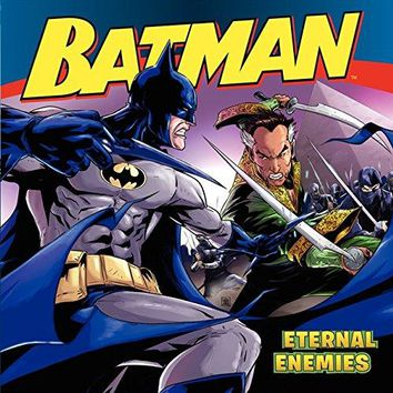 Eternal Enemies Batman Classic