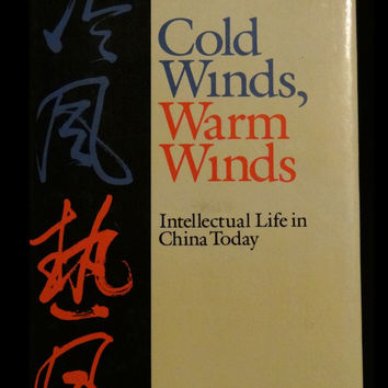 Cold Winds, Warm Winds by Liang Heng and Judith Shapiro (1986, Hardcover)