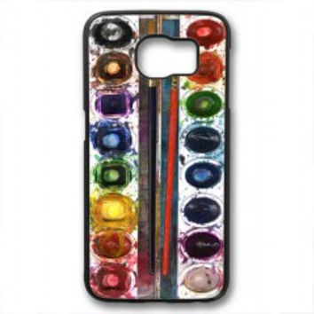 Watercolor Set for samsung galaxy s6 case
