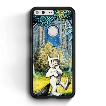 Max Where The Wild Things Are Google Pixel Case