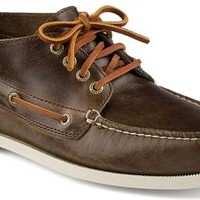 Sperry Top-Sider Authentic Original Cyclone Chukka Boot Earth, Size 11M  Men's