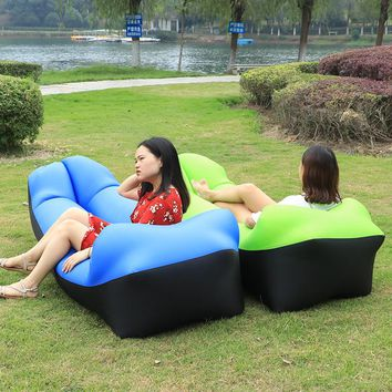 Fast Inflatable Lounger/Couch