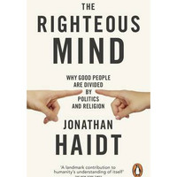 The Righteous Mind By (author) Jonathan Haidt