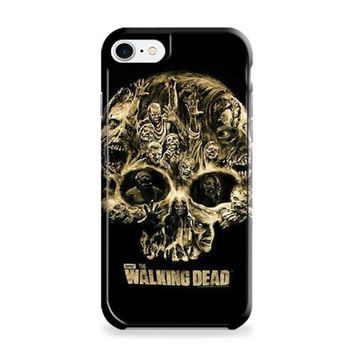 Walking Dead skulll tag iPhone 6 | iPhone 6S Case