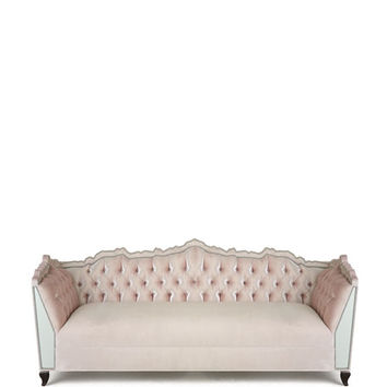 Haute House Santiago Mirrored Sofa