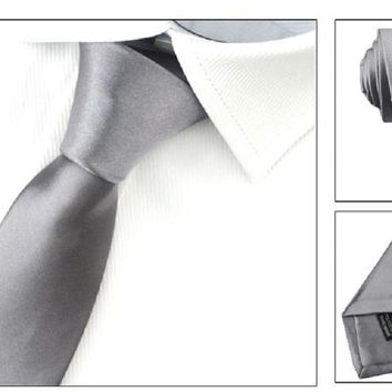 Slim Casual Arrow Tie For Men