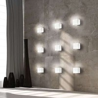 Cubi Wall or Ceiling Light