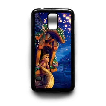 Night Evening Tangled Rapunzel Samsung Galaxy S3 S4 S5 Note 2 3 4 HTC One M7 M8 Case