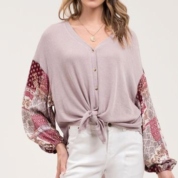 Anticipated Affection Top