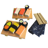 Wood Sushi Set - A+R Store