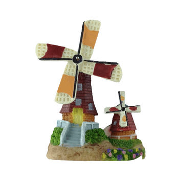 Dutch Souvenir Fridge Magnet Windmill