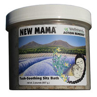 Wellinhand Action Remedies New Mama Tush Soothing Bath - 2 Lb.