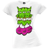Fall Out Boy - 3 Tigers Juniors T-Shirt