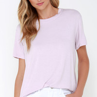 The Fifth Label Sleepwalker Lavender Tee