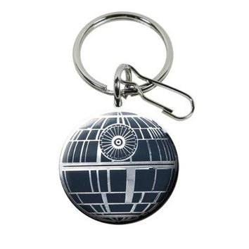 Star Wars - Death Star Enamel Keychain