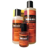 Lloneau Liquid Gold Bond a Weave KIT for Bonding Weaving Hair Extension Installation