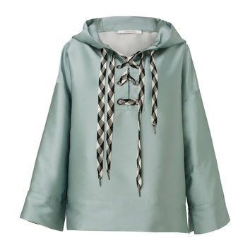 Delicately Offbeat Hoodie | Moda Operandi