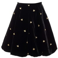 Black Leith Bee Skirt | Vivetta | Avenue32