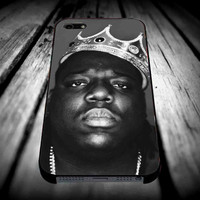 Biggie smalls crown for iPhone 4/4s/5/5s/5c/6/6 Plus Case, Samsung Galaxy S3/S4/S5/Note 3/4 Case, iPod 4/5 Case, HtC One M7 M8 and Nexus Case **