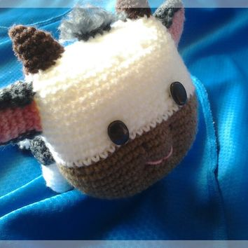 Little cow amigurumi by thujashop on Etsy
