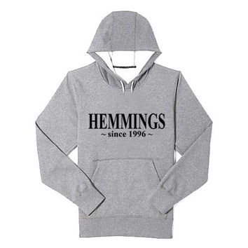 5 Second Of Summer Luke Hemmings since 1996 hoodie heppy feed and sizing.