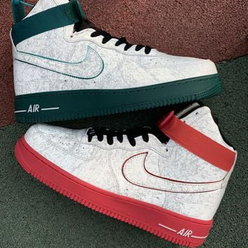 Nike Air Force 1 High '07 LE 3M CK4581-110