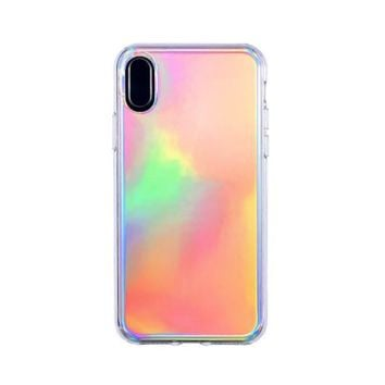 Holographic iPhone Case Cover - Plain