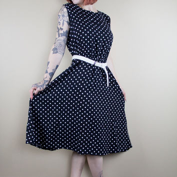 Dots For Days Vintage Dress