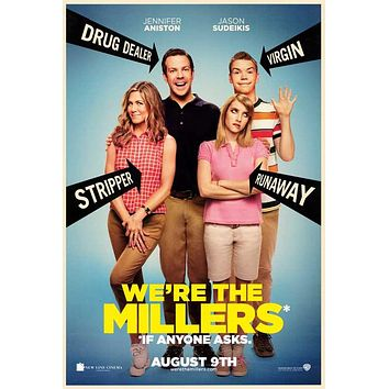 We're the Millers 11x17 Movie Poster (2013)