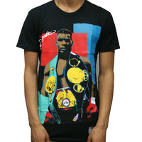 Iron Mike Fist In Black Tee