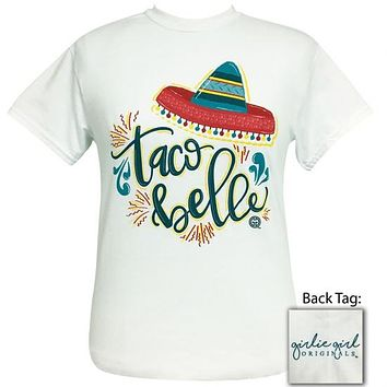 Girlie Girl Originals Preppy Taco Belle T-Shirt