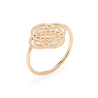 Rose Gold Purity Ring