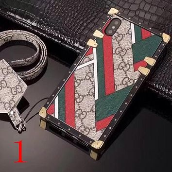 Perfect Gucci  Phone Cover Case For iphone 6 6s 6plus 6s-plus 7 7plus 8 8plus