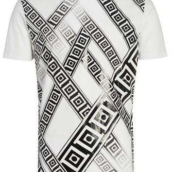 VERSACE COLLECTION T-shirt V800683SVJ00351 white 100% Cotton