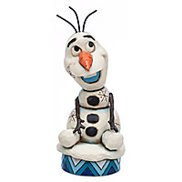 Olaf ''Silly Snowman'' Figure by Jim Shore