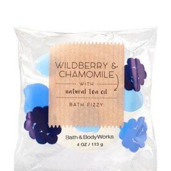 Bath & Body Works WILDBERRY & CHAMOMILE Bath Fizzy