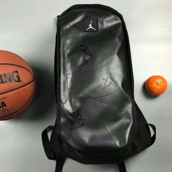 Air Jordan Casual Sport Laptop Bag Shoulder School Bag Backpack G-A-XYCL