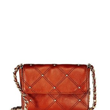 Frankie Leather Crossbody